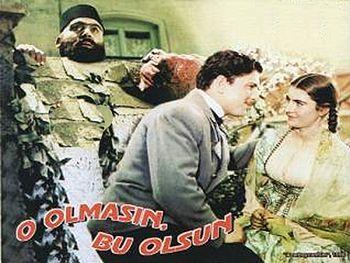 olmasin, bu olsun/Не та,так эта (на рус. языке)